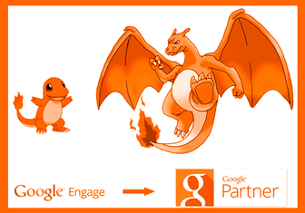 google engage to google parter