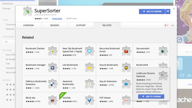 google-chrome-super-sorter
